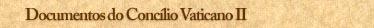 Documentos do Concilio Vaticano II