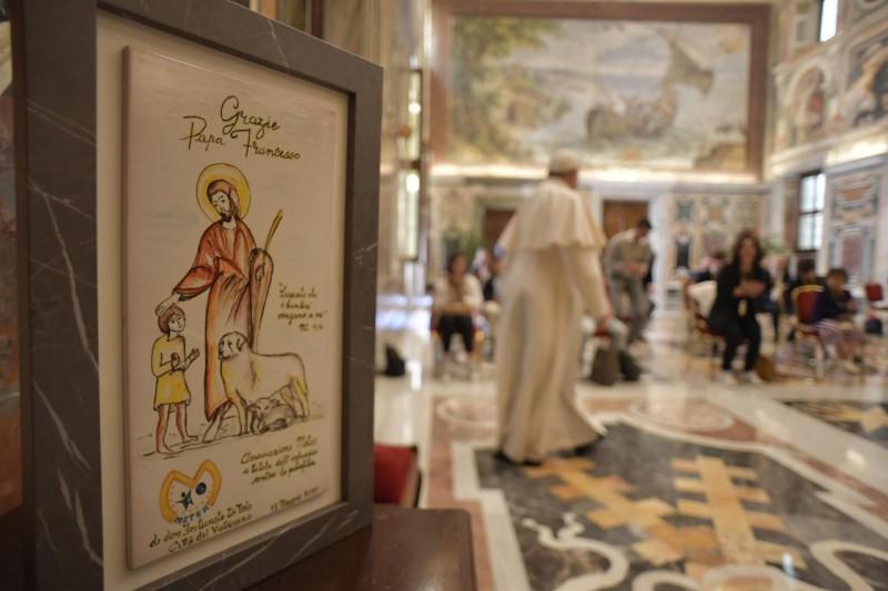 Papa y la asociación Meter