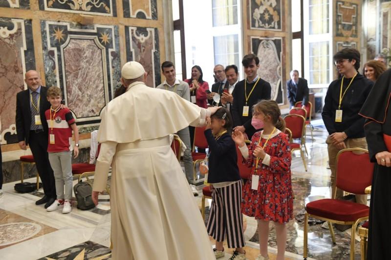 El Papa y Meter