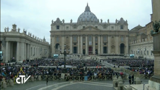 1-Holy Mass for the Opening of the Holy Door of St. Peter's Basilica