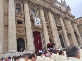 7-Holy Mass for the Opening of the Holy Door of St. Peter's Basilica