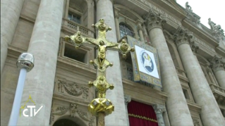 2-Holy Mass for the Opening of the Holy Door of St. Peter's Basilica
