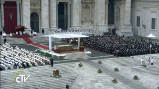 5-Holy Mass for the Opening of the Holy Door of St. Peter's Basilica