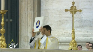 6-Holy Mass for the Opening of the Holy Door of St. Peter's Basilica
