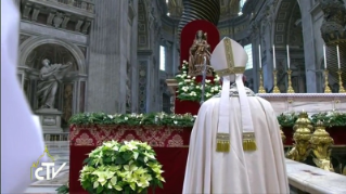 31-Holy Mass for the Opening of the Holy Door of St. Peter's Basilica