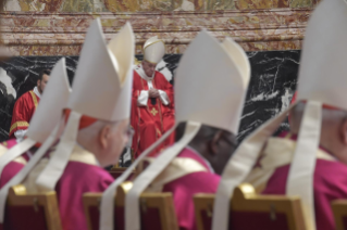 0-Holy Mass for the repose of the souls of the Cardinals and Bishops who died over the course of the year