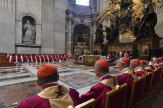8-Holy Mass for the repose of the souls of the Cardinals and Bishops who died over the course of the year