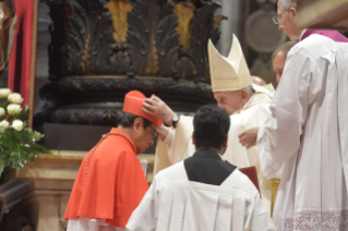 0-Ordinary Public Consistory for the Creation of New Cardinals