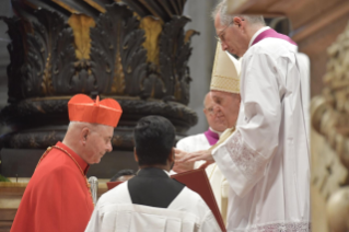 7-Ordinary Public Consistory for the Creation of New Cardinals