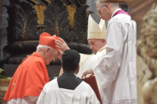 12-Ordinary Public Consistory for the Creation of New Cardinals