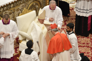 10-Ordinary Public Consistory for the Creation of New Cardinals