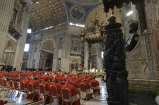 18-Ordinary Public Consistory for the Creation of New Cardinals