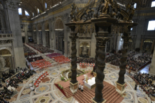 21-Ordinary Public Consistory for the Creation of New Cardinals