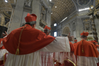 14-Ordinary Public Consistory for the Creation of New Cardinals