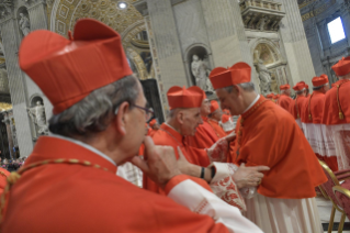 20-Ordinary Public Consistory for the Creation of New Cardinals