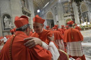24-Ordinary Public Consistory for the Creation of New Cardinals