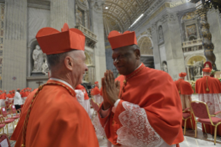 19-Ordinary Public Consistory for the Creation of New Cardinals