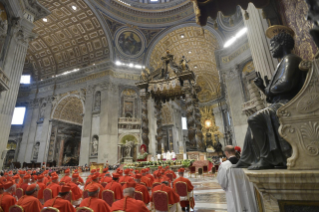 23-Ordinary Public Consistory for the Creation of New Cardinals