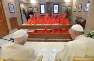 27-Ordinary Public Consistory for the Creation of New Cardinals
