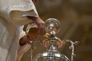 22-Holy Thursday - Holy Chrism Mass