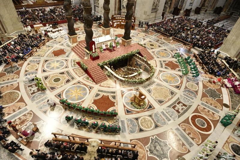 Misa del Papa por la jornada mundial de los pobres