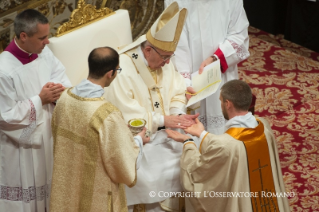 1-Fourth Sunday of Easter- Holy Mass for Ordinations to the Sacred Priesthood