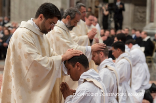 18-Fourth Sunday of Easter- Holy Mass for Ordinations to the Sacred Priesthood