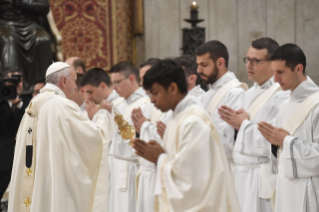 0-V Sunday of Easter - Holy Mass with Priestly Ordinations