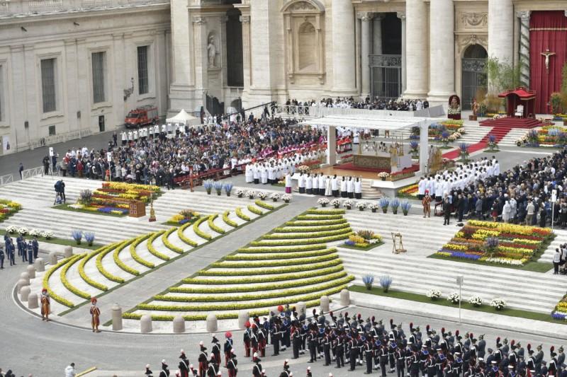 Misa en Roma