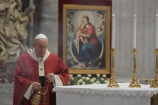 1-Holy Mass on the Solemnity of Pentecost