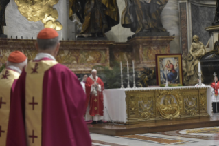 5-Holy Mass for the repose of the souls of the Cardinals and Bishops who died over the course of the year