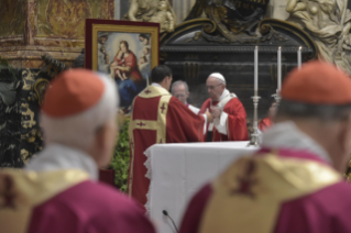 3-Holy Mass for the repose of the souls of the Cardinals and Bishops who died over the course of the year