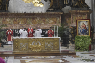 4-Holy Mass for the repose of the souls of the Cardinals and Bishops who died over the course of the year