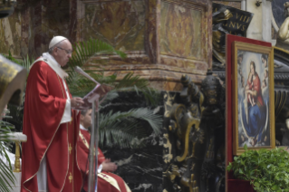 9-Holy Mass for the repose of the souls of the Cardinals and Bishops who died over the course of the year