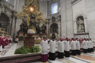 22-Holy Mass for the repose of the souls of the Cardinals and Bishops who died over the course of the year
