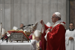19-Holy Mass for the repose of the souls of the Cardinals and Bishops who died over the course of the year