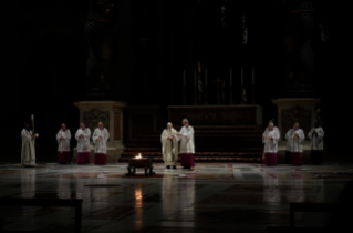 0- Holy Saturday - Easter Vigil in the Holy Night of Easter
