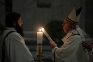 7- Holy Saturday - Easter Vigil in the Holy Night of Easter