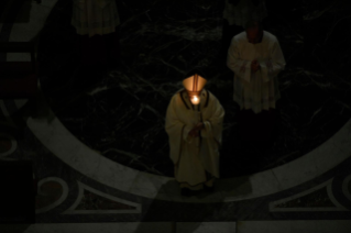 3- Holy Saturday - Easter Vigil in the Holy Night of Easter