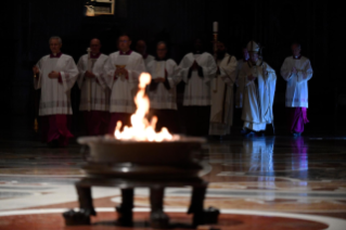 4- Holy Saturday - Easter Vigil in the Holy Night of Easter