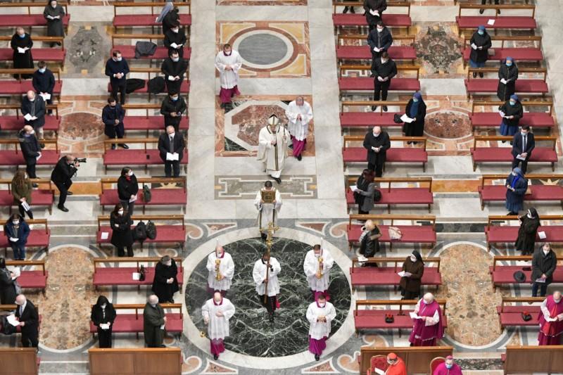 El Papa, en Epifanía