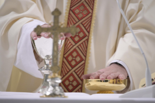 "6-Holy Mass presided over by Pope Francis at the Casa Santa Marta in the Vatican: ""Jesus is our pilgrim companion"""