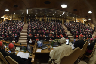 13-Opening of the Works of the Special Assembly of the Synod of Bishops for the Pan-Amazon Region on the theme: