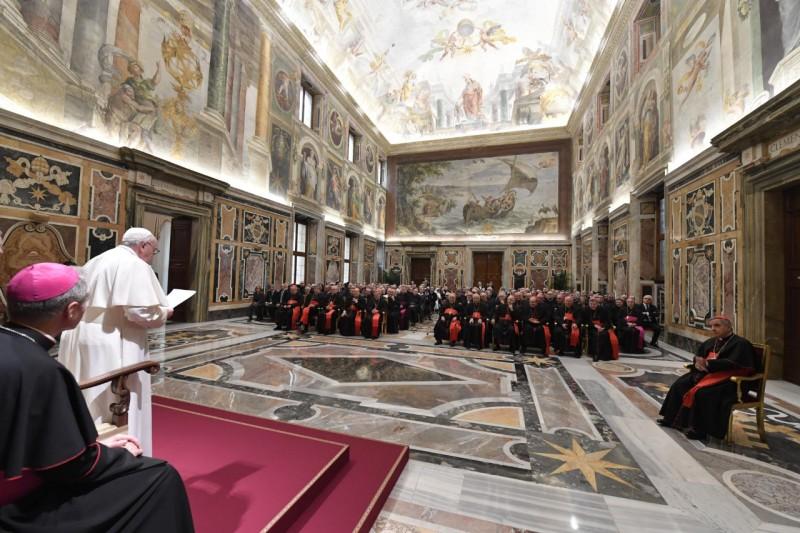 Papa y Causas de los Santos