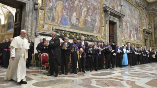 10-To the Diplomatic Corps accredited to the Holy See for the traditional exchange of New Year Greetings