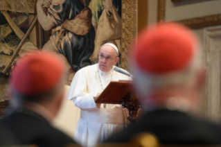 5-Christmas Greetings of the Holy Father to the Roman Curia