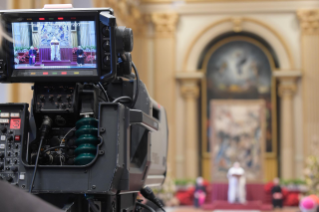4-Christmas Greetings of the Holy Father to the Roman Curia
