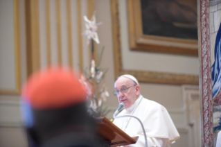 2-Christmas Greetings of the Holy Father to the Roman Curia