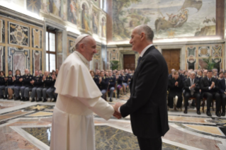 1-To the Management and Staff of the Office Responsible for Public Security at the Vatican