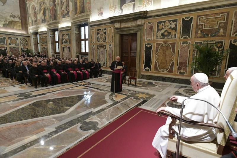 El Papa y la Rota